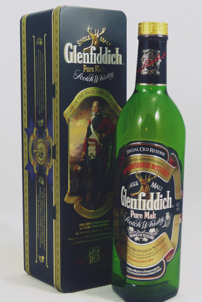 Glenfiddich Special Old Reserve Clan Sinclair