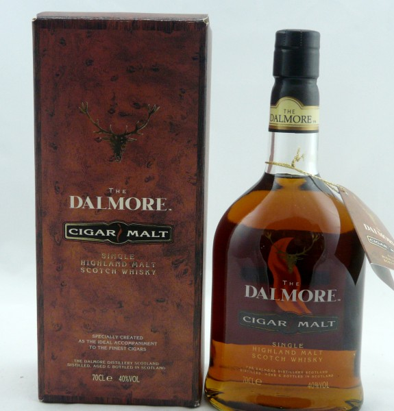Dalmore Cigar Malt - old Stye