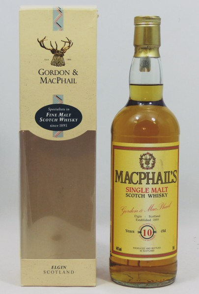 MacPhail's 10 years Old Style