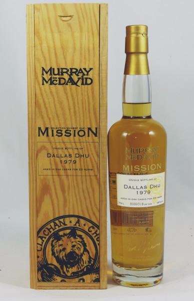 Dallas Dhu 23 years 1979 Murray McDavid Mission I