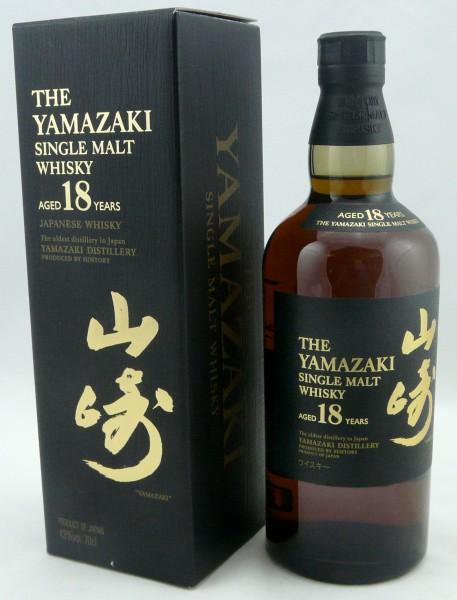 Yamazaki 18 years Limited