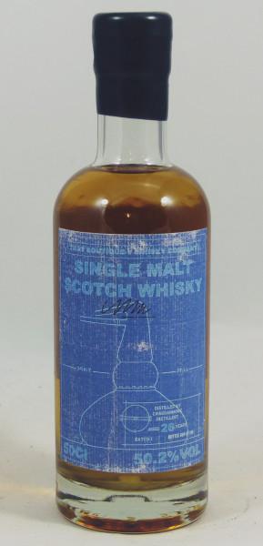 Cragganmore 26 Jahre That Boutique-Y Whisky Company Batch No. 1