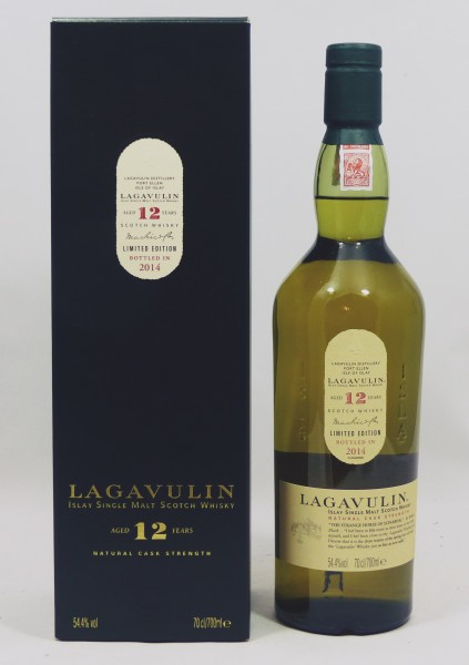 Lagavulin 12 Jahre b. 2014 Special Release