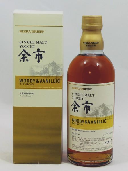Yoichi Woody & Vanillic