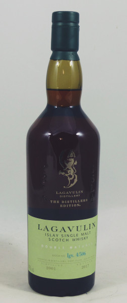 Lagavulin Distillers Edition 2001 b. 2017