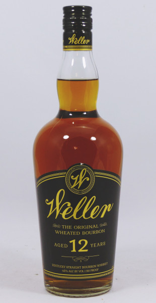 W.L. Weller 12 years old