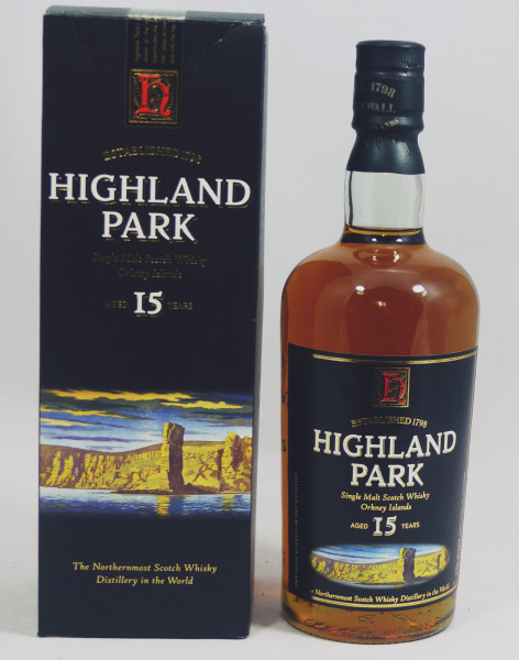 Highland Park 15 Years old Style - 'Old Man of Hoy'