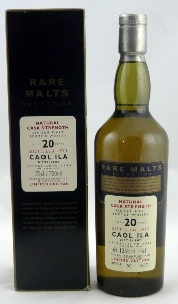 Caol Ila 20 Jahre 1975 Rare Malts Selection 61,12%