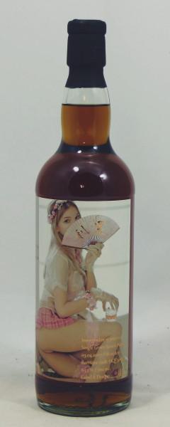Invergordon 2007 Huang Qing Feng's Private Cask Bottling HQF 63,3%