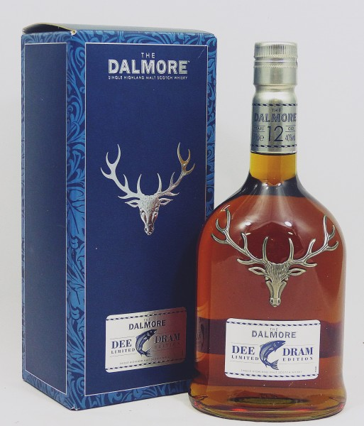 Dalmore Dee Dram 12 years Limited 2010 Edition 1st Release