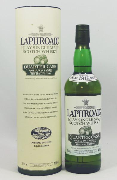 Laphroaig Quarter Cask Abfüllung 2012