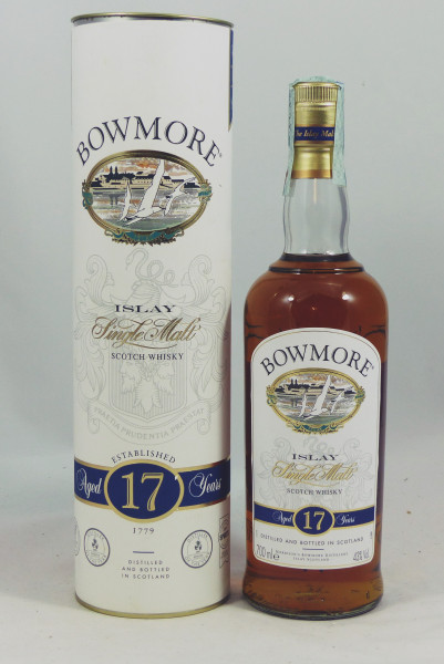 Bowmore 17 years - old Style