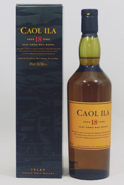 Caol Ila 18 Jahre alte Abfüllung old Label L7... (2007)