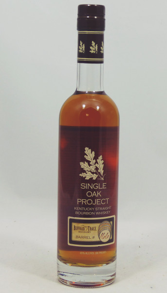 Single Oak Project - Buffalo Trace - Single Barrel No. 166