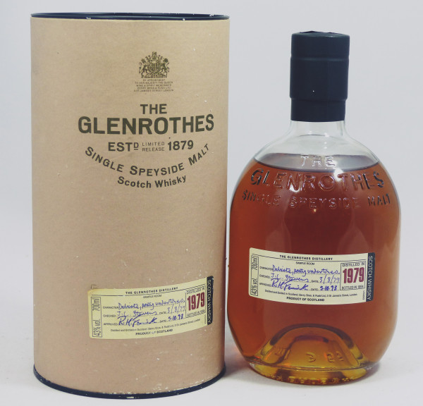 Glenrothes Vintage 1979 b. 1994