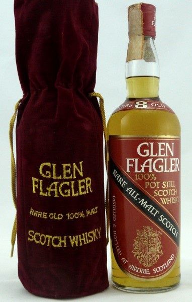 Glen Flagler 8 Years 100% Pot Still All Malt