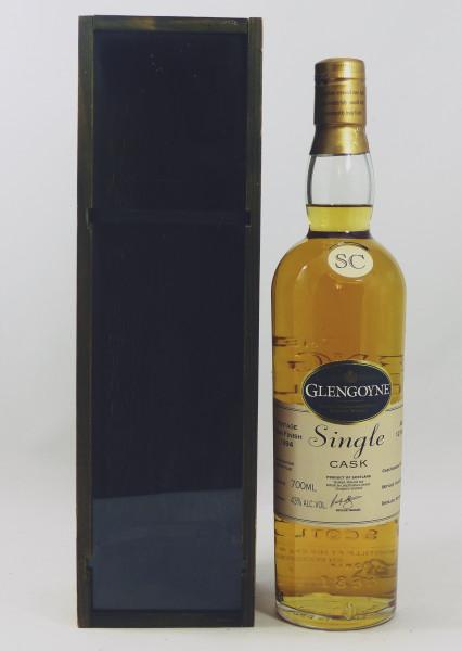 Glengoyne 1994 b. 2006 Single Cask 909310 Rum Finish