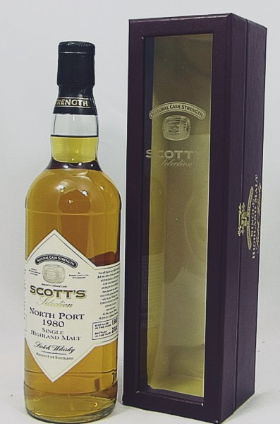 North Port 24 Jahre 1980 Scott's Selection