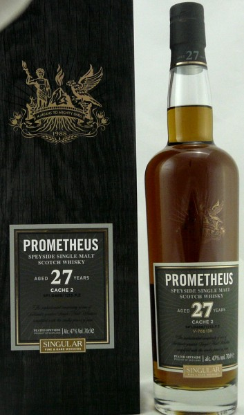 Prometheus 27 years Cache 2