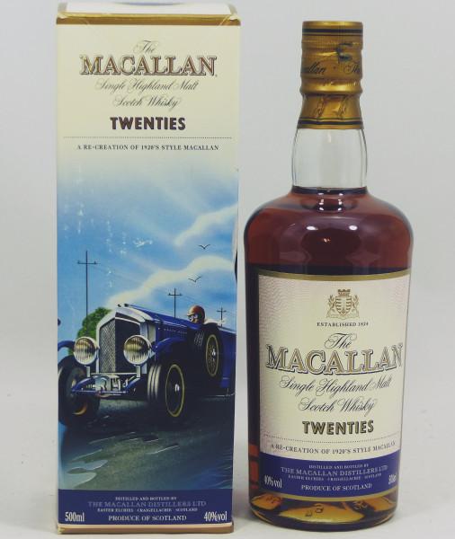 Macallan Travel Series 1920s Twenties