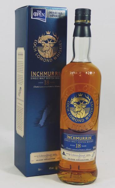 Loch Lomond Inchmurrin 18 Jahre