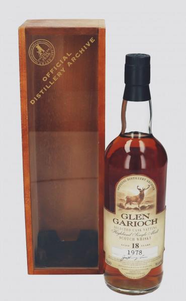 Glen Garioch 18 Jahre 1978/97 59,4%