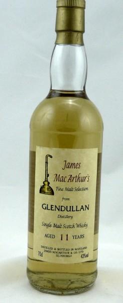 Glendullan 11 Jahre James MacArthur's Fine Malt Selection