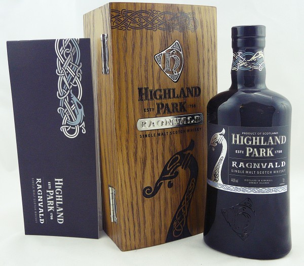 Highland Park Ragnvald The Warrior Series