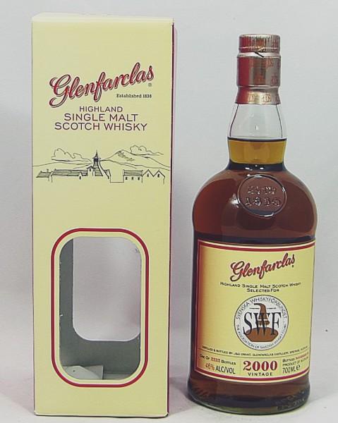 Glenfarclas 12 Jahre dist. 2000 - SWF 16th Botlling