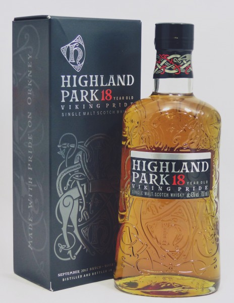 Highland Park 18 Jahre Viking Pride