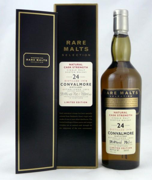 Convalmore 24 Jahre 1978 Rare Malts Selection