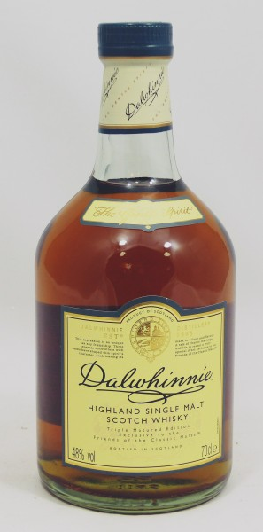 Dalwhinnie exclusive to the Friends of Classic Malts Triple Matured