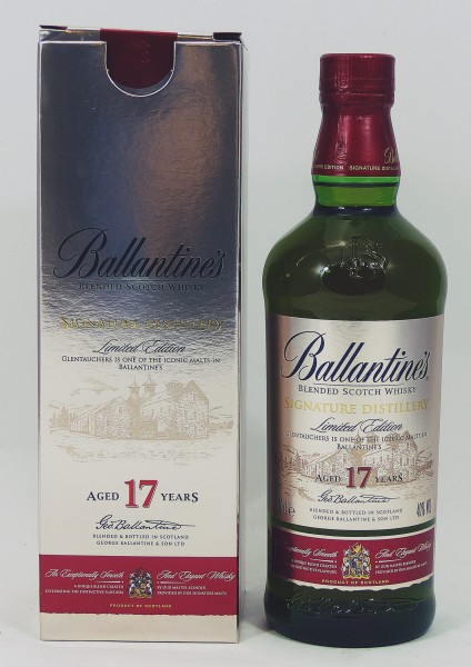 Ballantine's 15 years old - Ballantine's Series No. 003