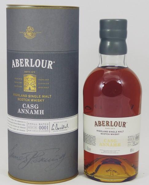 Aberlour Aberlour Casg Annamh Batch 1