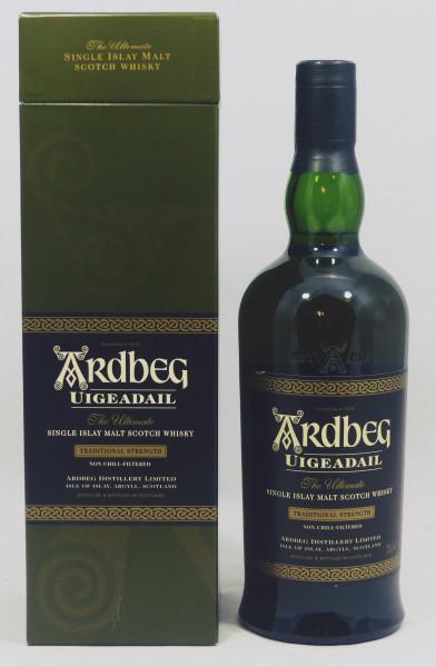 Ardbeg Uigeadail Bottled 2003 First Edition