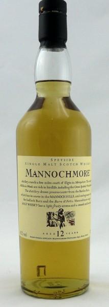 Mannochmore 12 Jahre Flora und Fauna