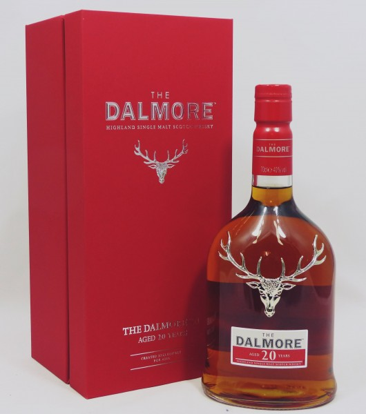 Dalmore 20 years exclusively for Asia