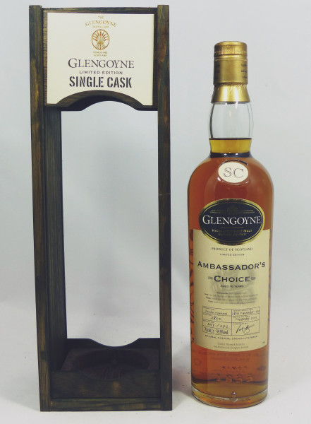 Glengoyne 18 Years 1990 Ambassador's Choice 59.9%