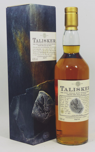 Talisker 10 Jahre - alte Abfüllung Stone Label
