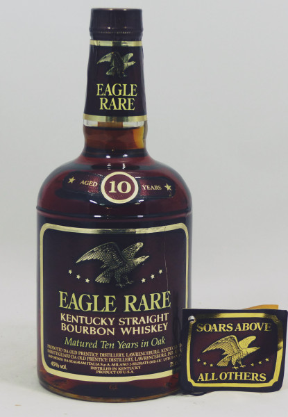 Eagle Rare Bourbon 10 years - old Style 80's