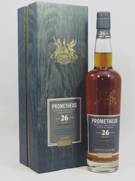 Prometheus 26 Jahre 1988 Cache 1