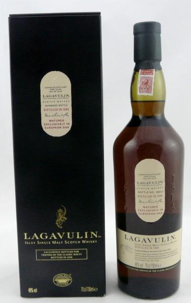 Lagavulin 1995 Friends of the Classic Malts 2008