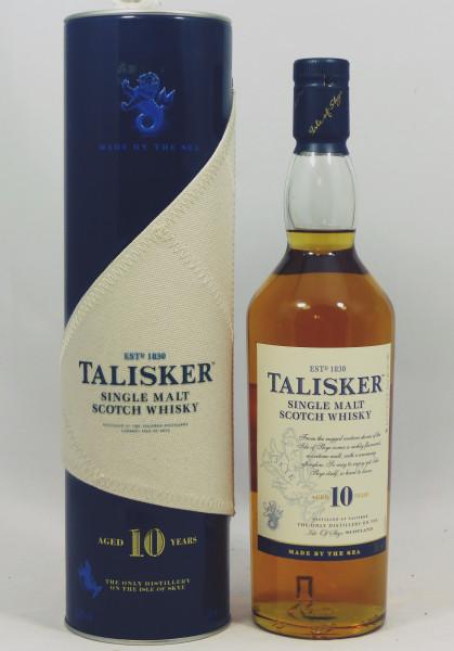 "Talisker 10 Jahre - TIN Pack ""Sail"" 2014"