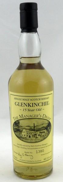 Glenkinchie 15 Jahre The Manager's Dram