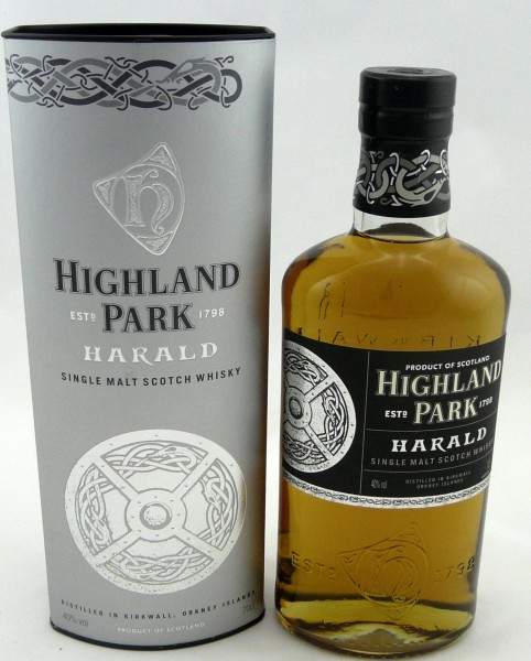 Highland Park Harald The Warrior Series