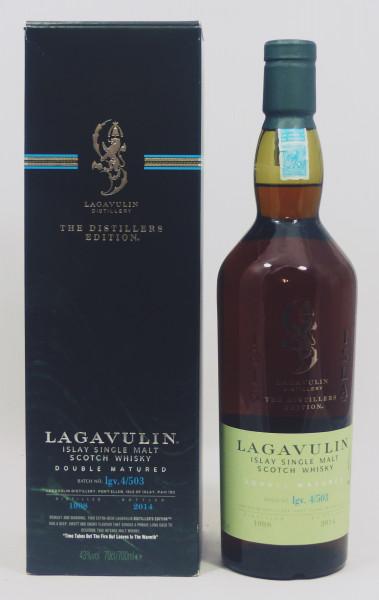 Lagavulin Distillers Edition 1998 b. 2014 Doubel Matured