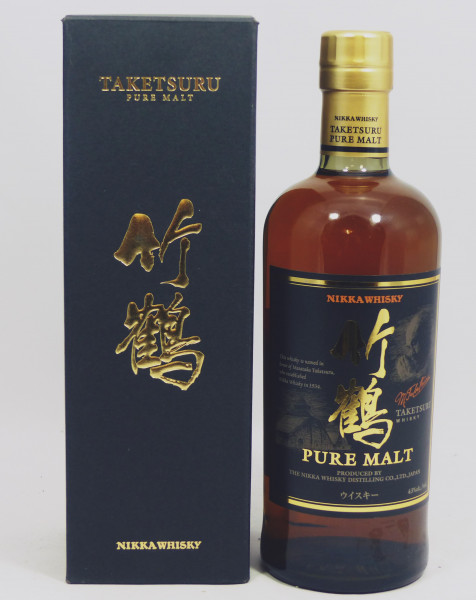 Taketsuru Pure Malt 70cl La Maison du Whisky