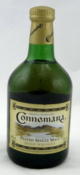 Connemara Peated Irish Single Malt, Old Style