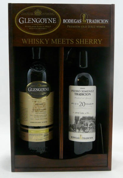 Glengoyne Vintage 1999 b. 2012 PX Cask Whisky meets Sherry - Special Edition
