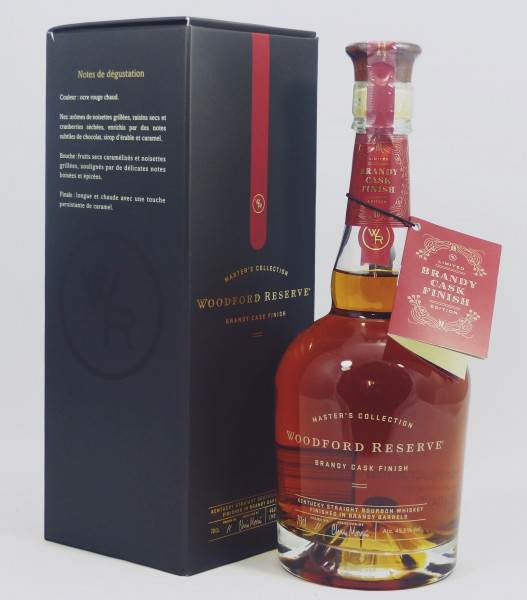 Woodford Reserve Master Collection - Brandy Cask Finish